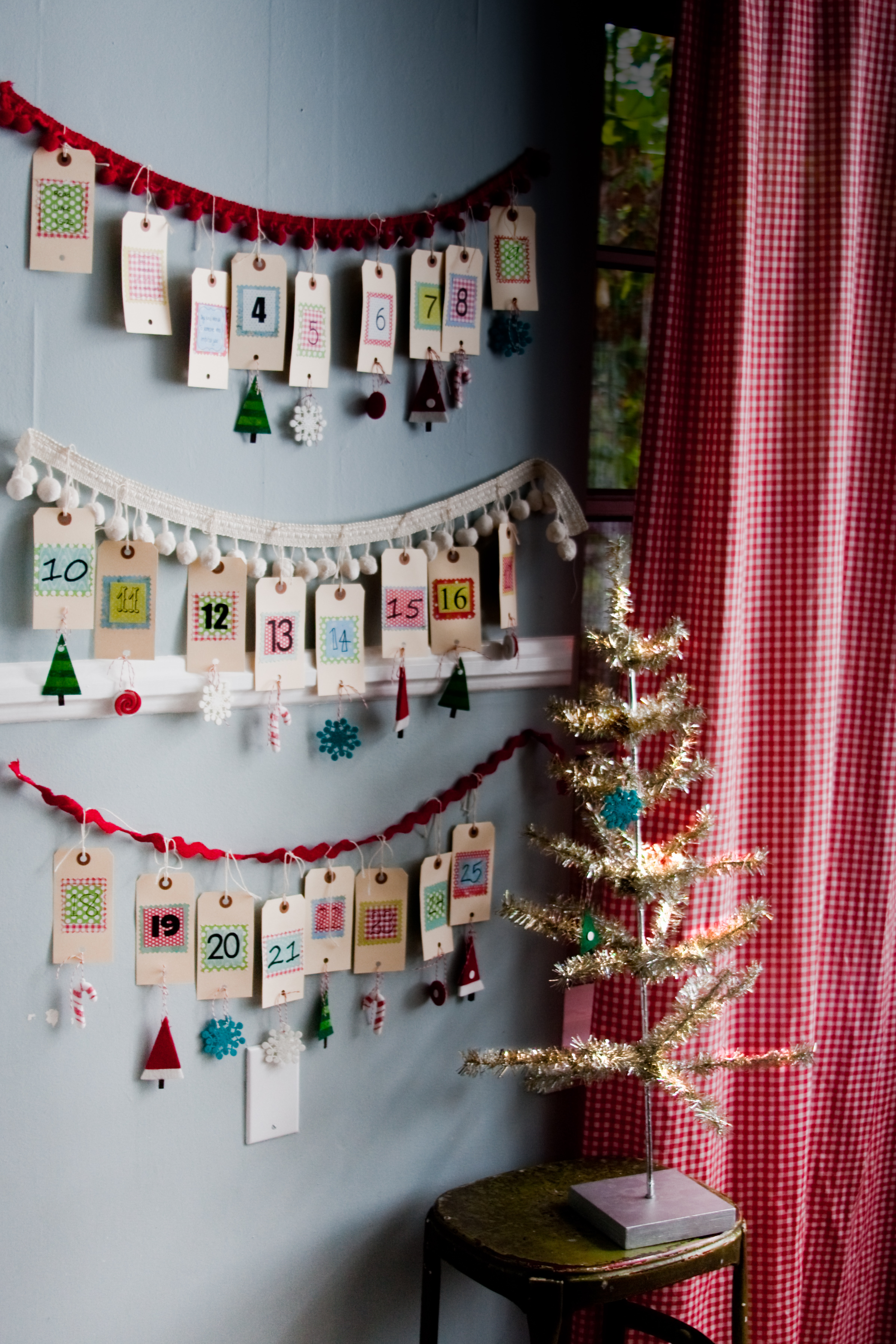 Advent Garland
