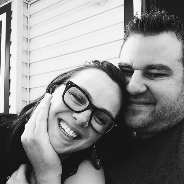 Sarah and Brian Smiles