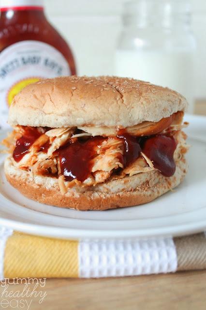 SlowCookerBBQChickenSandwiches2