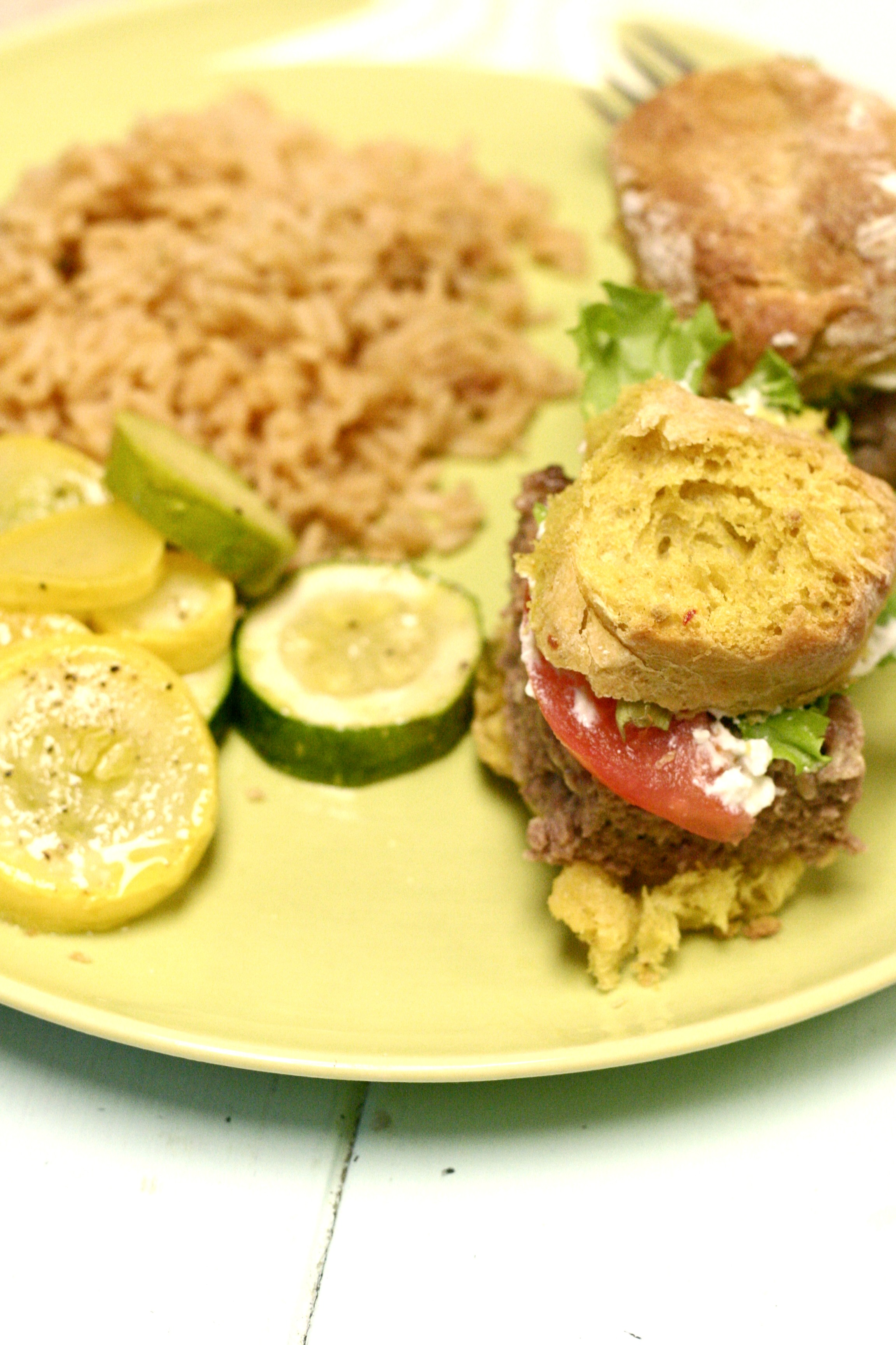 Curry Sliders