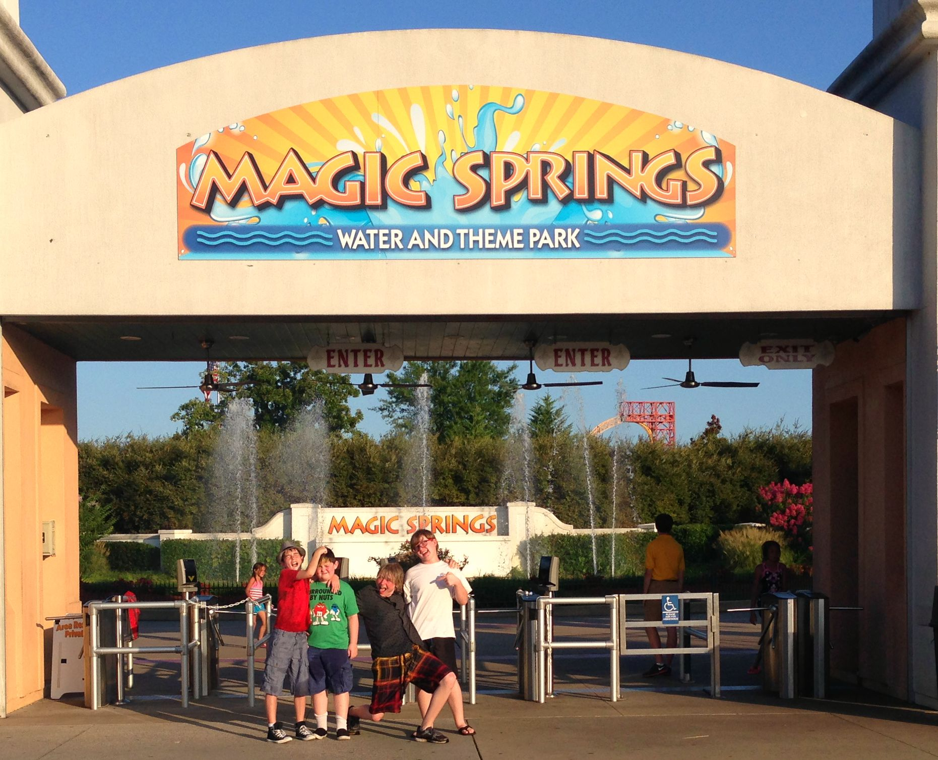 Goodbye Magic Springs