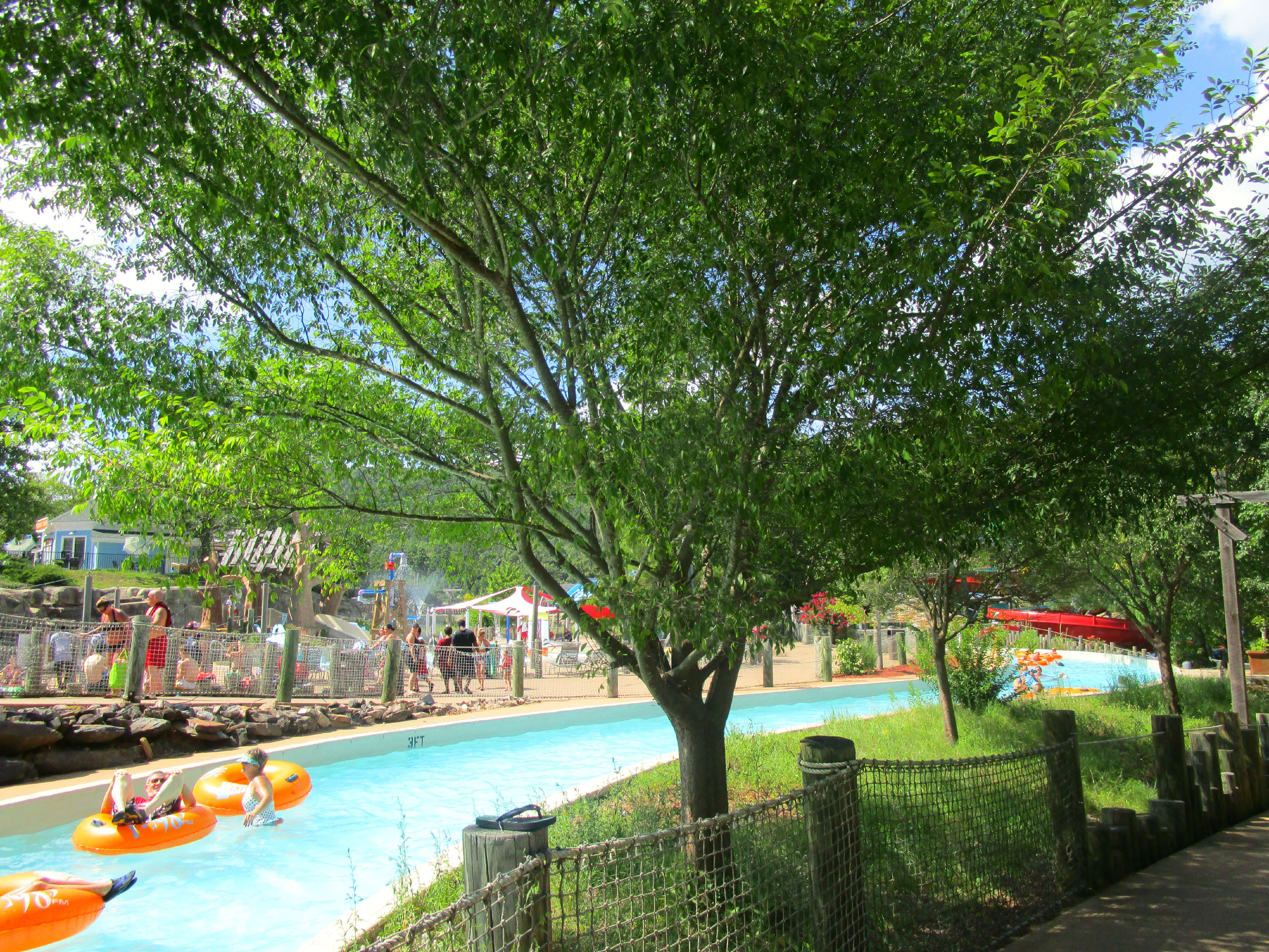 Magic Springs Lazy River