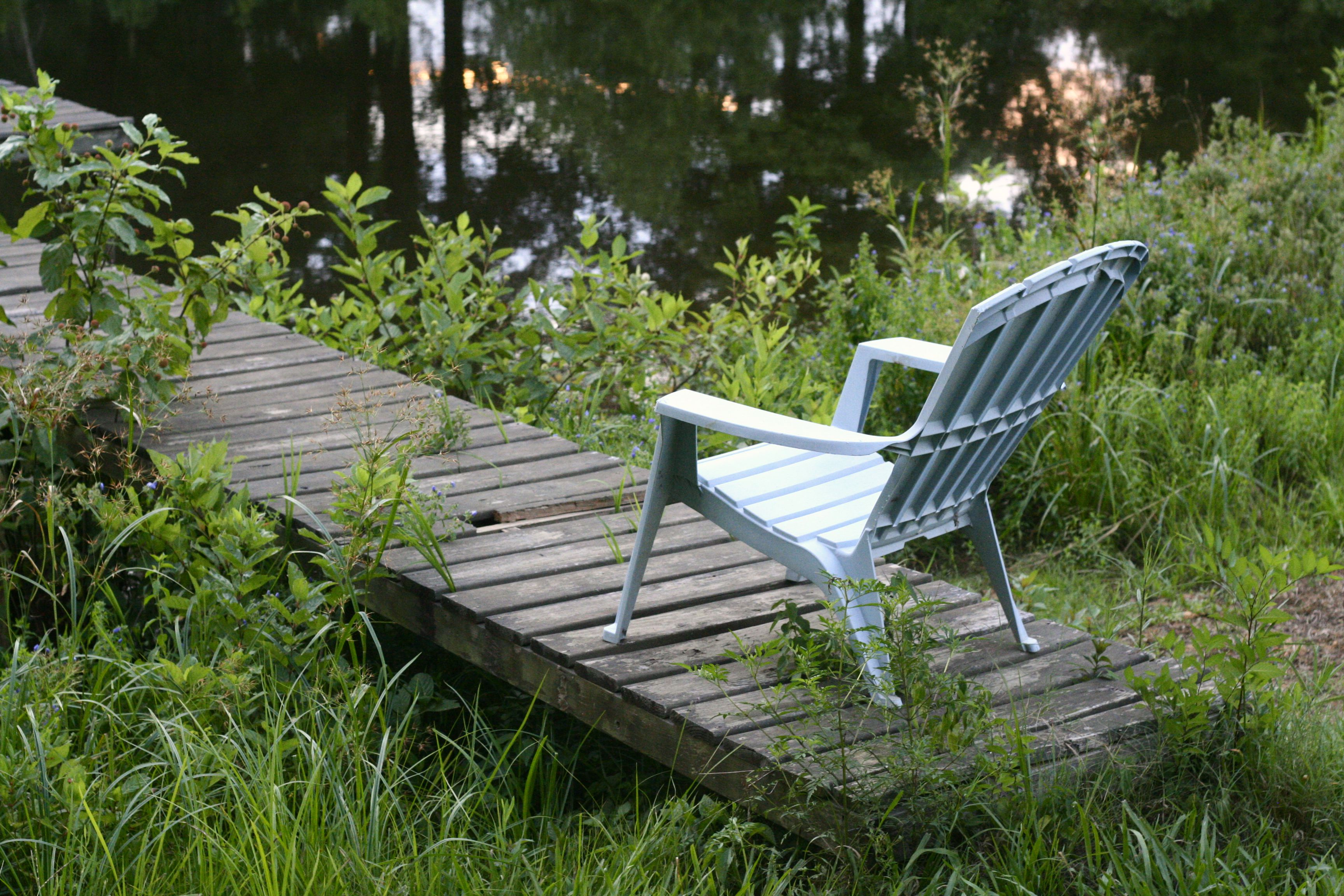 Dock and Chair