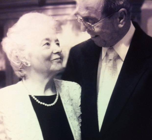 Nana and Grandaddy