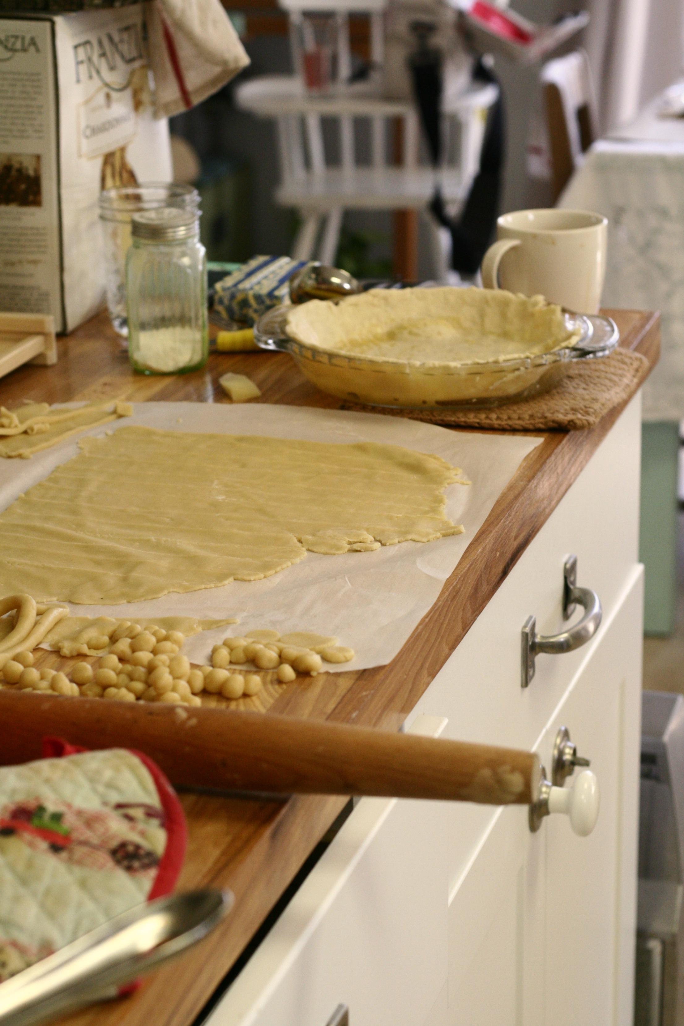 pie-dough